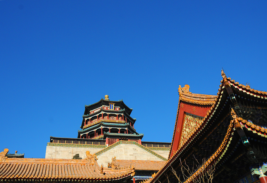 Beijing in 2018 enjoys the most blue skies in recent four years