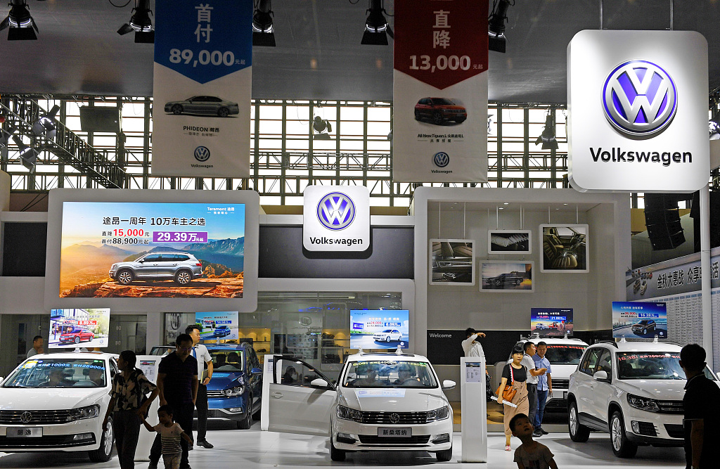 Volkswagen says it will pay Indian fine even as it appeals