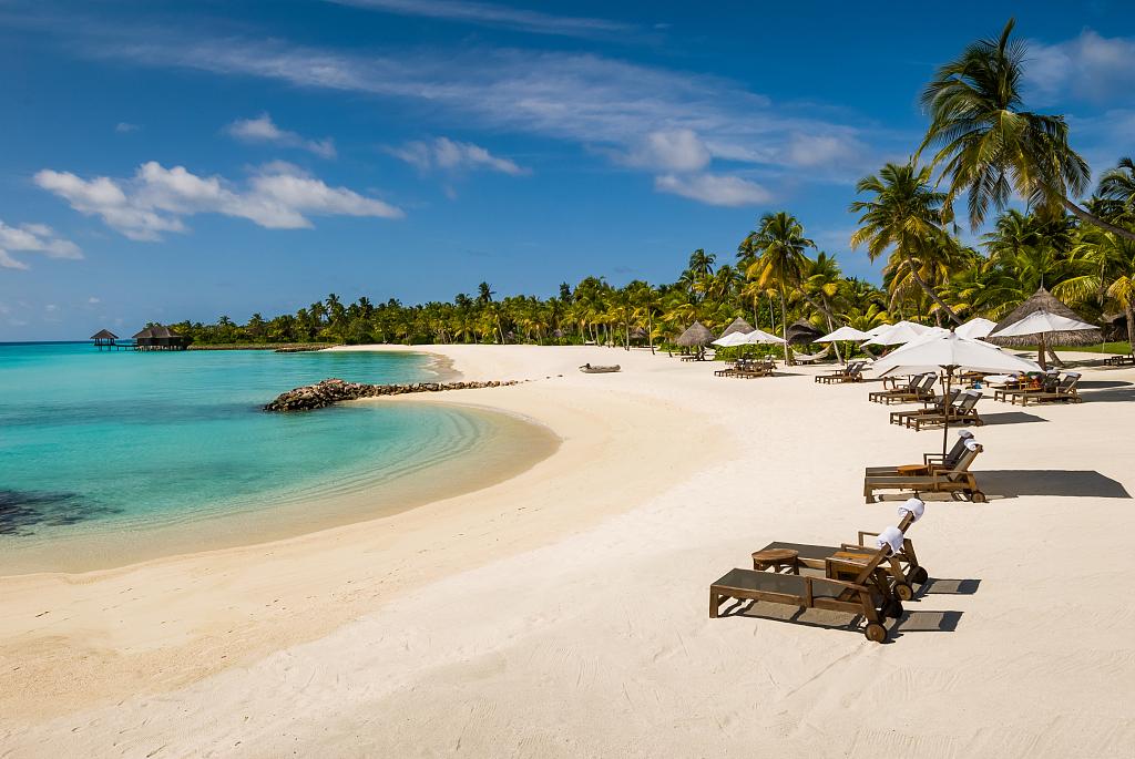 Over 1.4 million tourists visit Maldives in 2018
