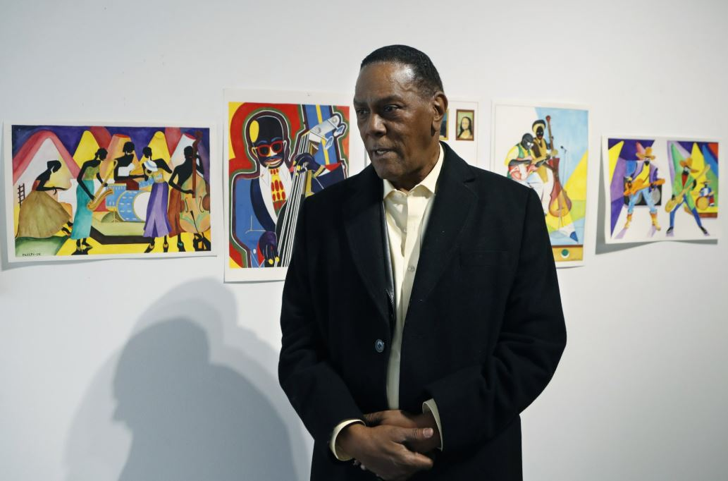 Man exonerated after 45 years sells his prison art to get by