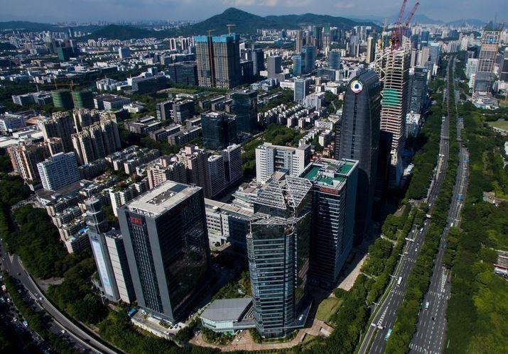Shenzhen strives to develop emerging industries, high-tech enterprises