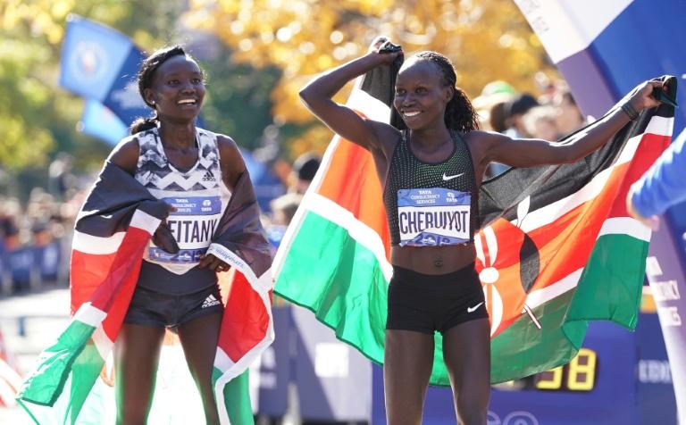 Cheruiyot, Keitany set to renew London Marathon rivalry