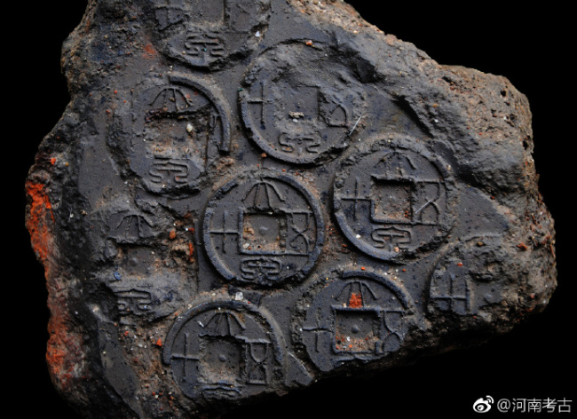 2,000-year-old coin workshop excavated in central China