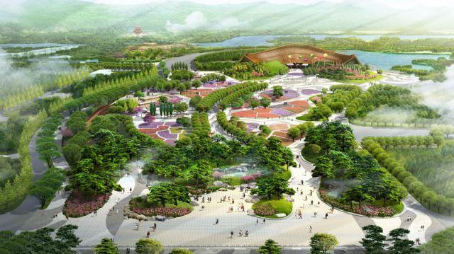 Beijing horticultural expo goes green