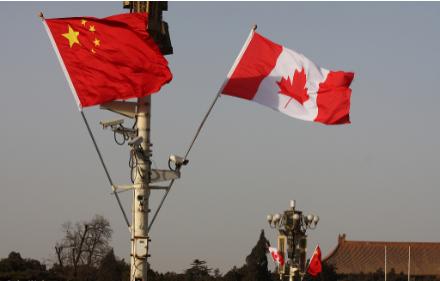 Beijing warns Ottawa not to seek allies in disputes