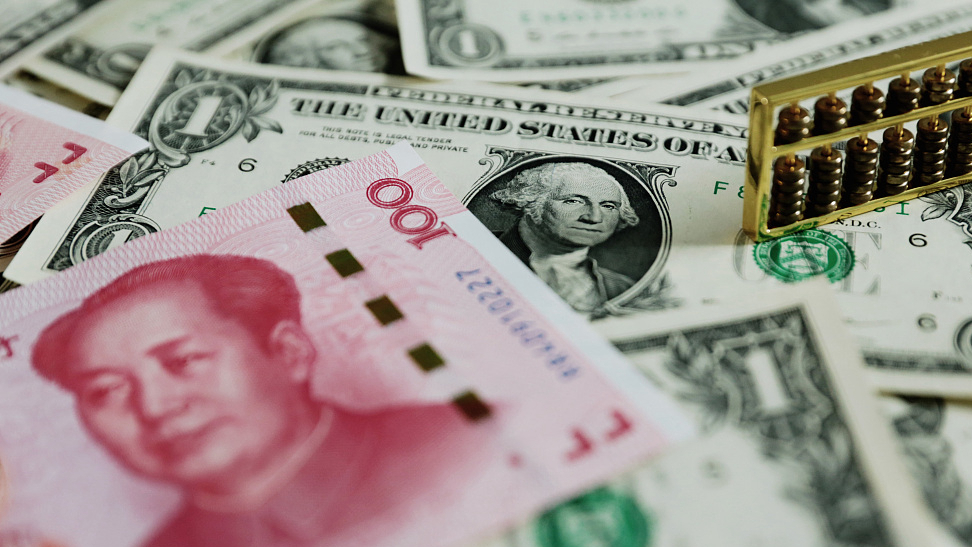 Chinese banks' forex settlement deficit narrows in December