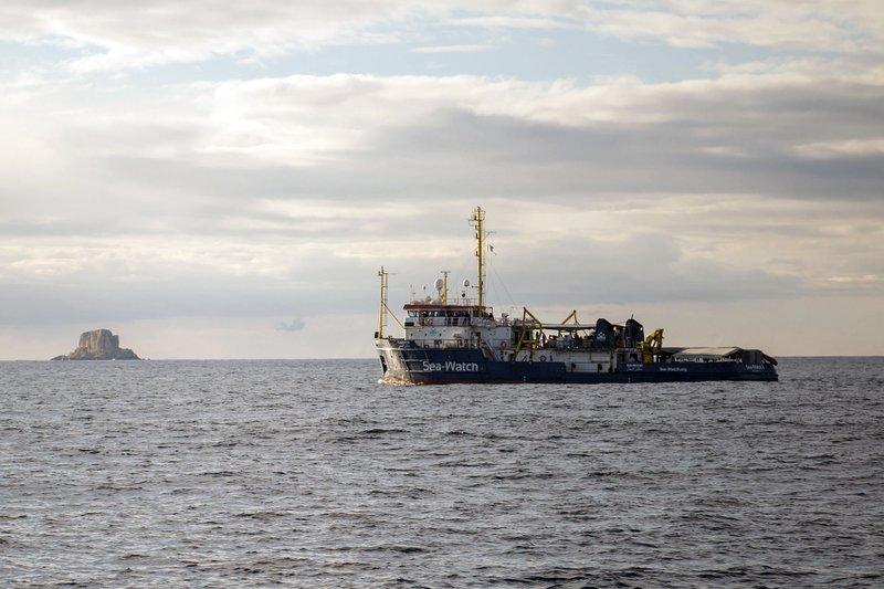 Survivors: Up to 117 missing from sunken boat off Libya