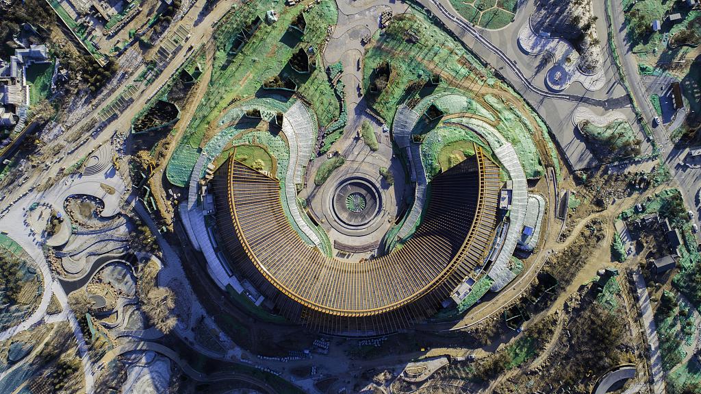Countdown underway for Beijing Horticultural Expo