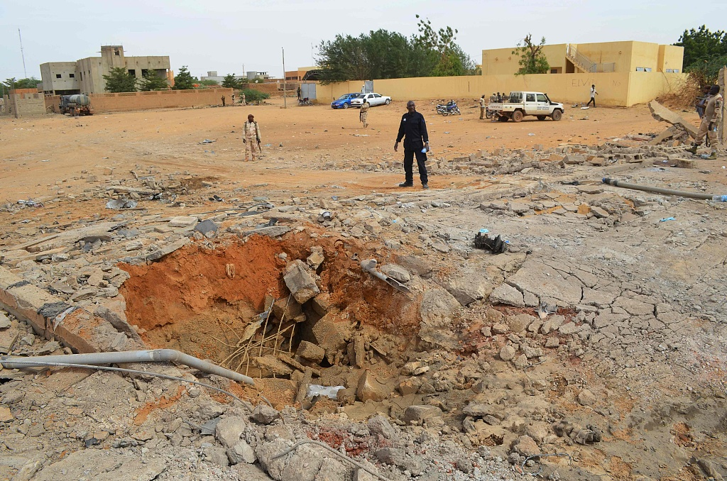 Attack on UN base in Mali kills 8 peacekeepers: UN source