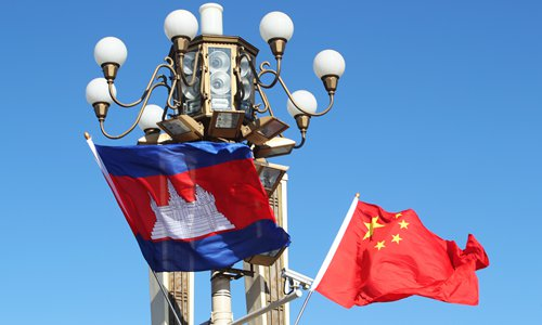 China, Cambodia to enhance exchanges