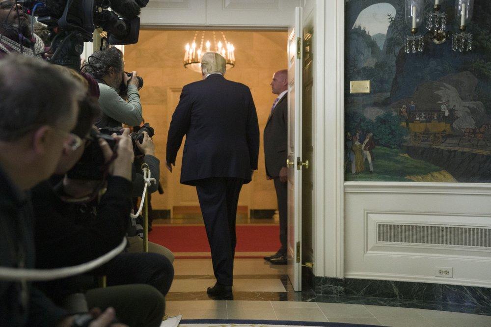 Schumer says Trump's proposal won't pass Senate
