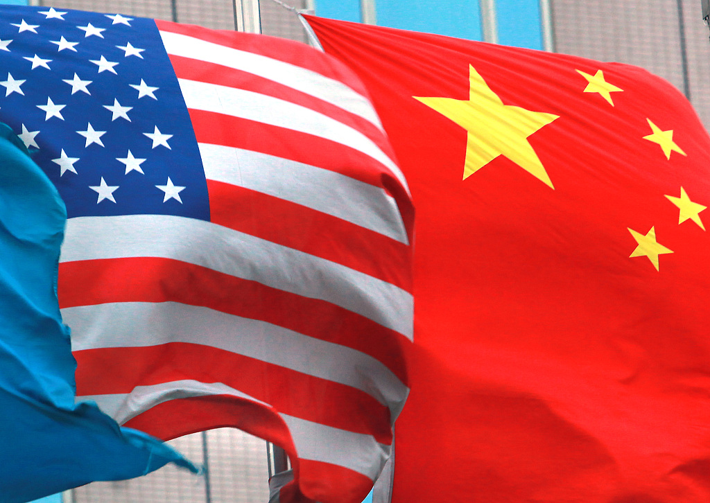 Coping with a common enemy is conducive to China-US ties