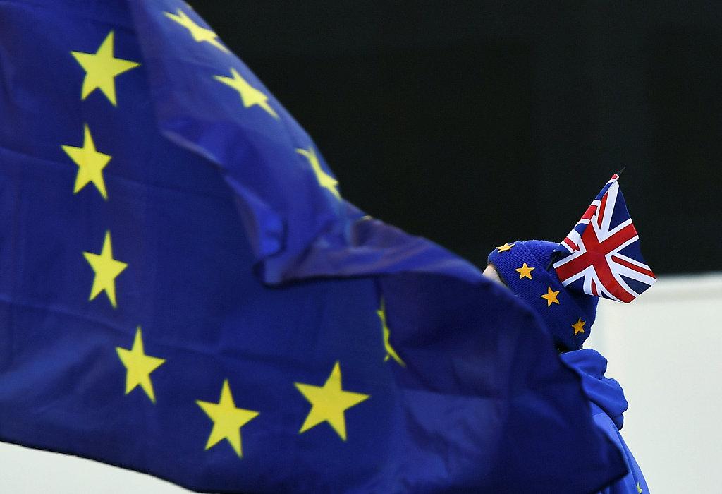 The central cast in Britain's Brexit saga