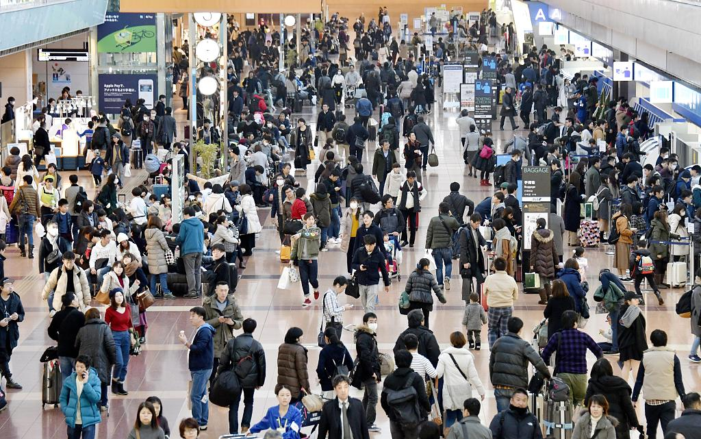 International tourists up 6% to 1.4 bn in 2018: UN