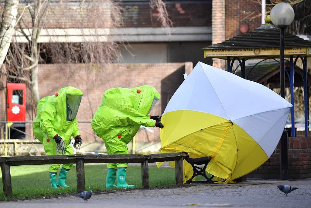 EU places 9 persons, 1 entity under new sanctions regime for chemical weapons