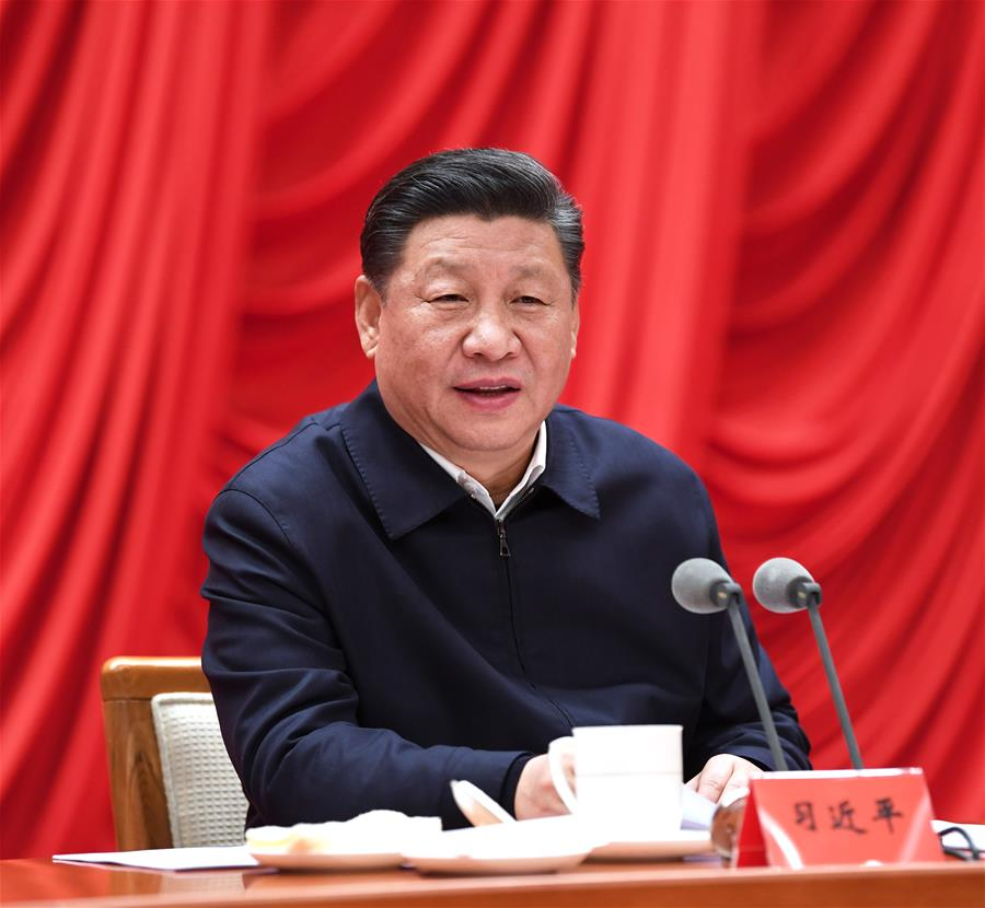 Xi urges major risk prevention to ensure healthy economy, social stability