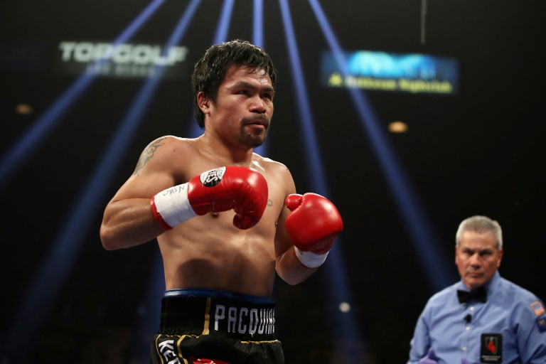 Pacquiao camp fears eye injury could end career: report
