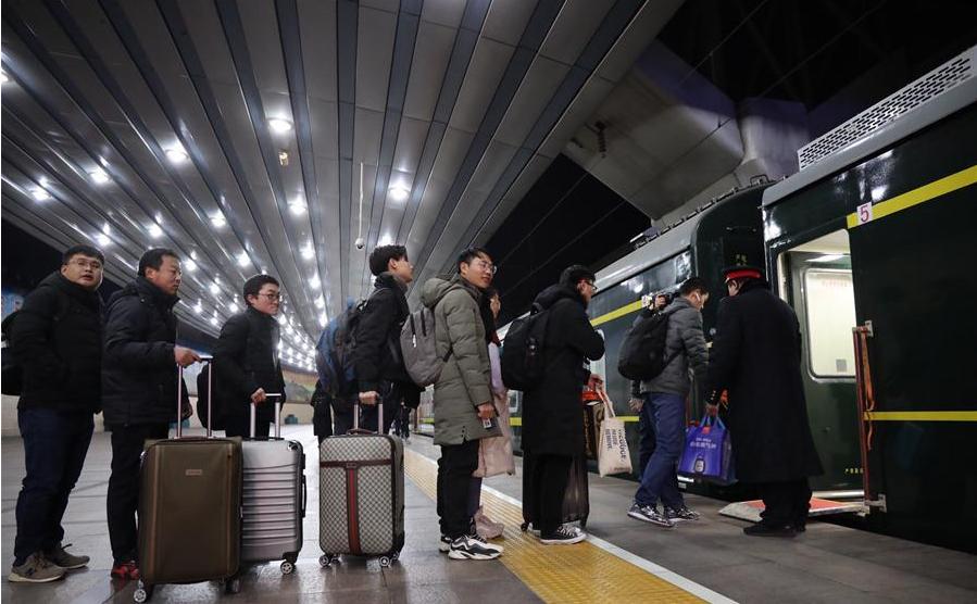 New trends in Spring Festival travel rush