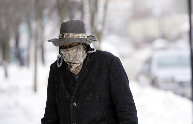 Frigid air, high winds sweep the US Northeast; at least 6 dead