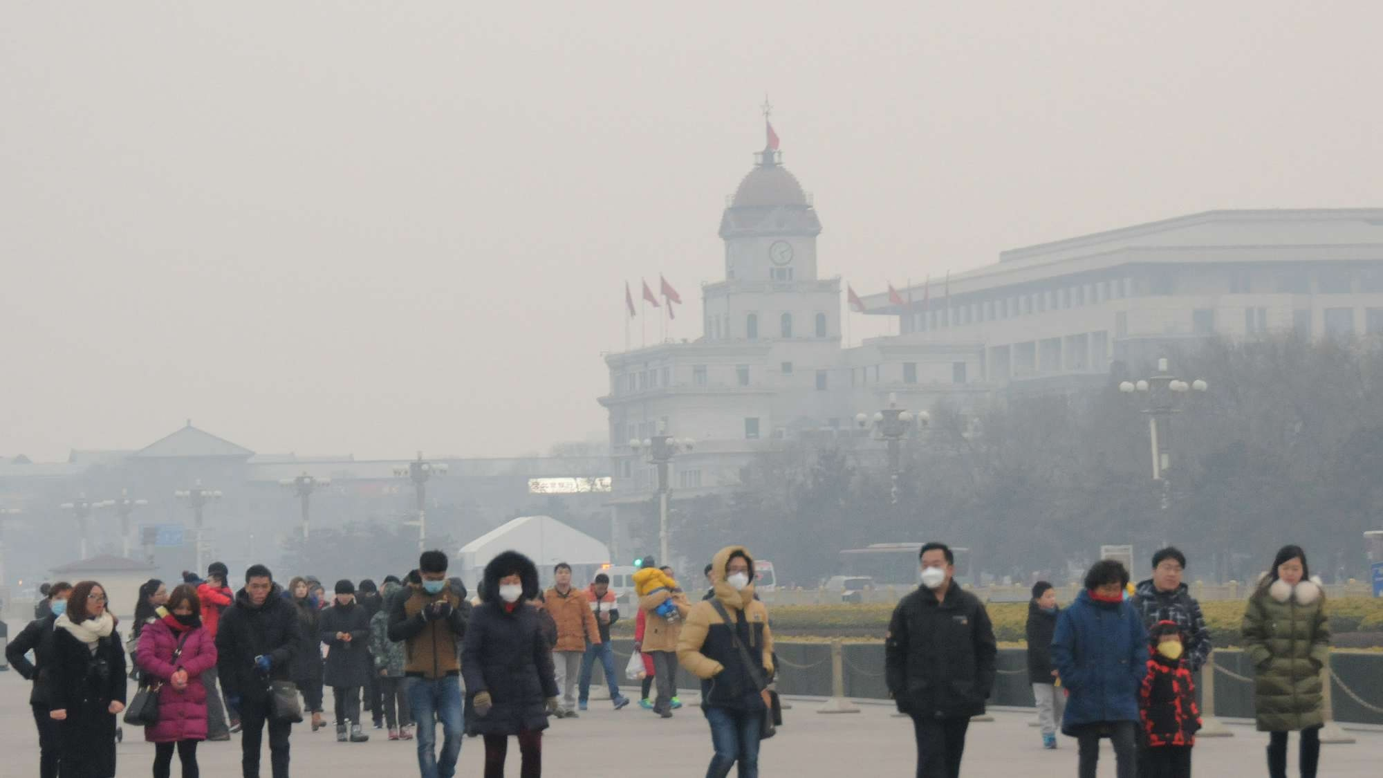 China to punish cities missing air quality targets