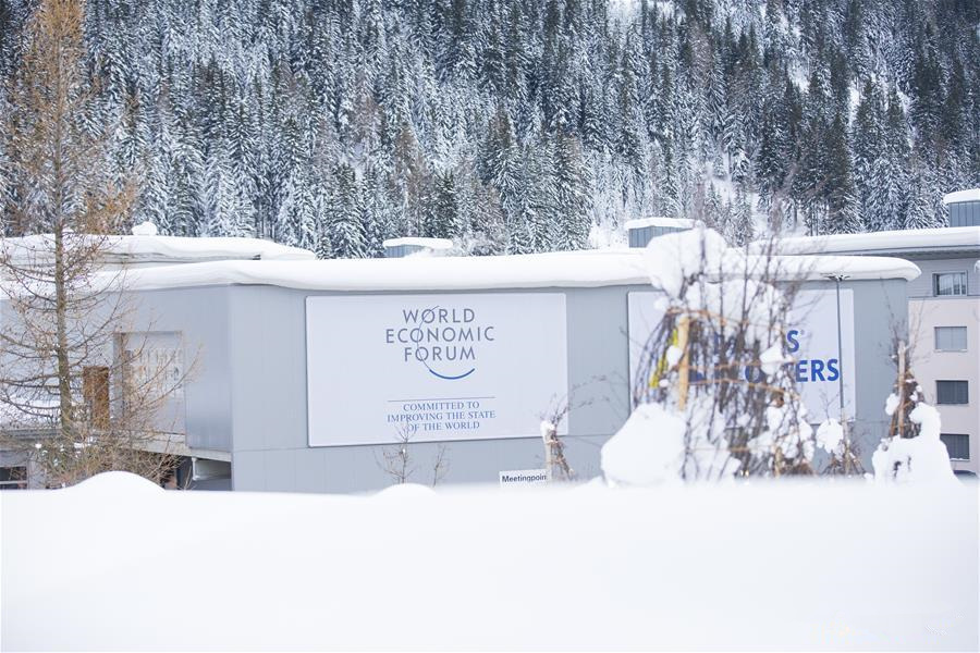 Davos ready for WEF Annual Meeting