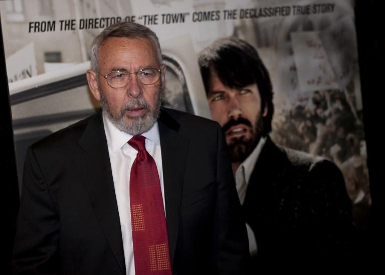 CIA agent Tony Mendez, hero of film 'Argo,' passes away at age 78