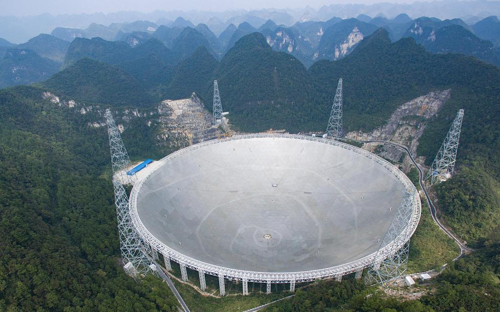 China revises regulation to better protect world's largest telescope