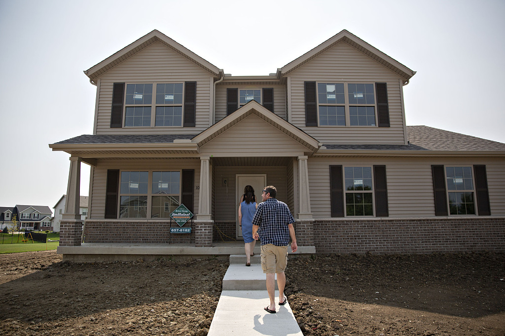 US existing home sales hit three-year low in December