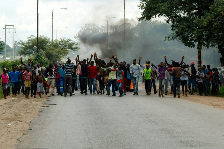 Zimbabwe's rights body says 'systematic torture' in crackdown