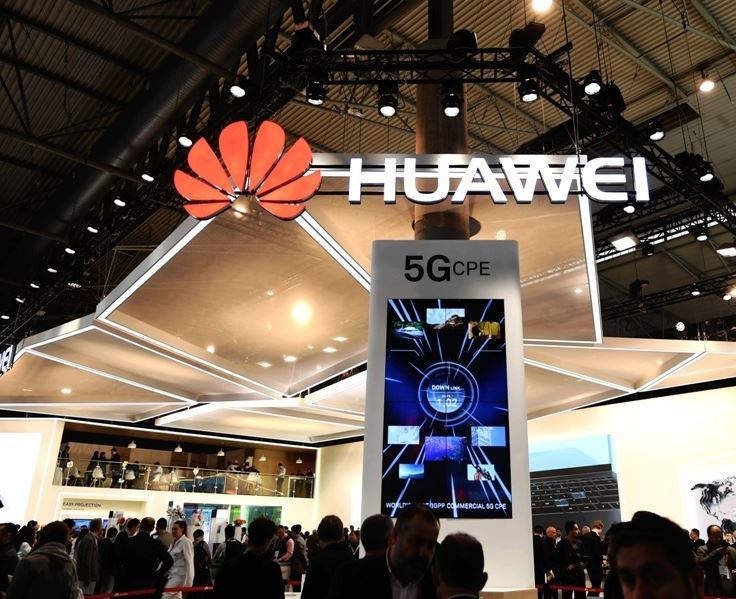 Huawei advocates global cooperation at Davos