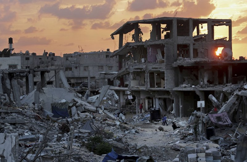 Israel warns of further strikes if Gaza unrest continues