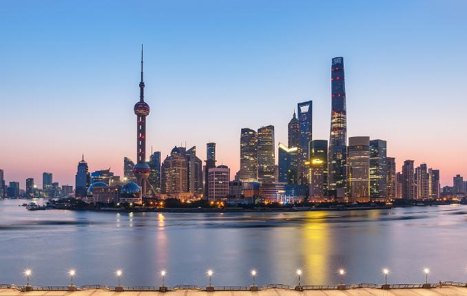 Shanghai aims to become leading global finance hub