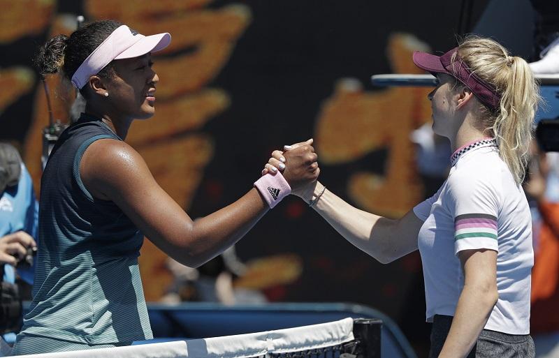 Osaka tops Svitolina for 1st Australian semi; Serena next?