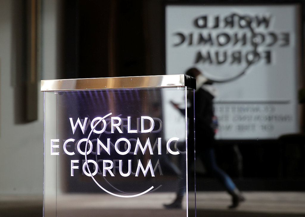 China to voice support for globalization, reassure investors of growth at Davos forum
