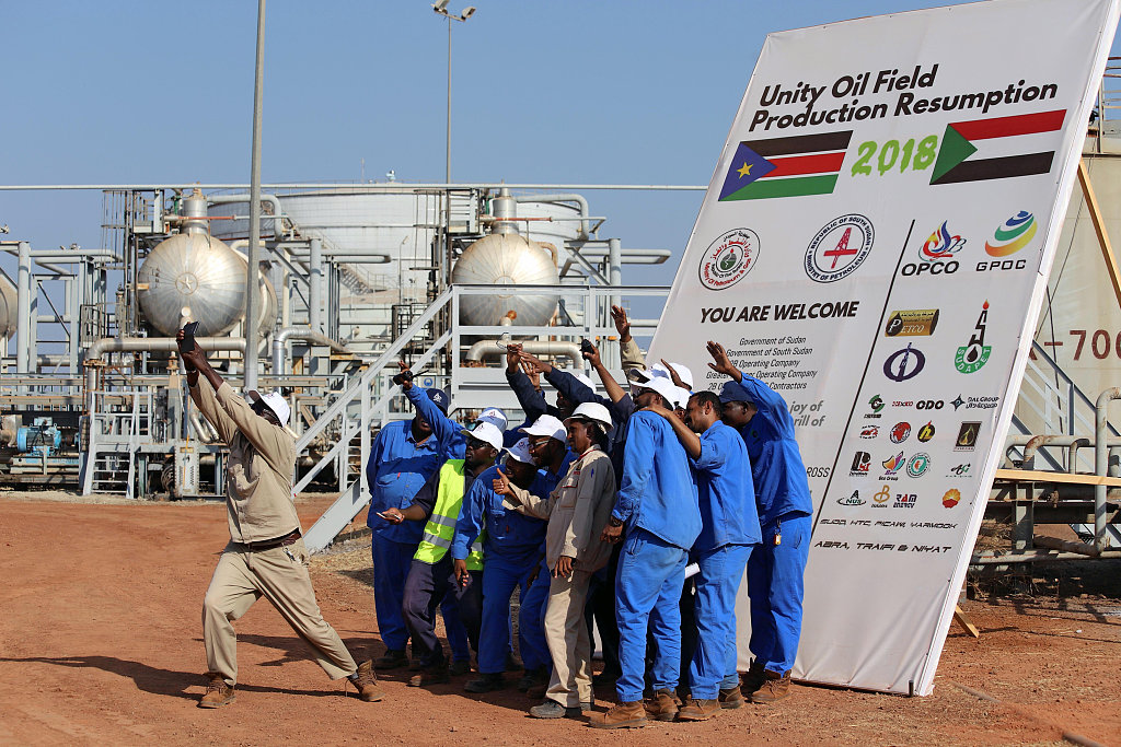 Chinese investments spur growth of vibrant oil sector in South Sudan: minister