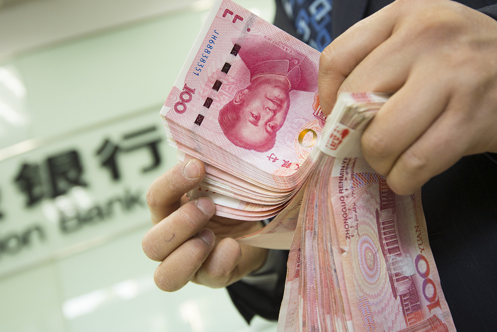 China's public budget expenditure hits record high