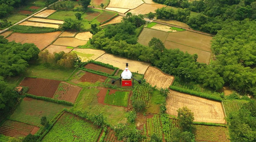 JD completes first drone delivery in Indonesia