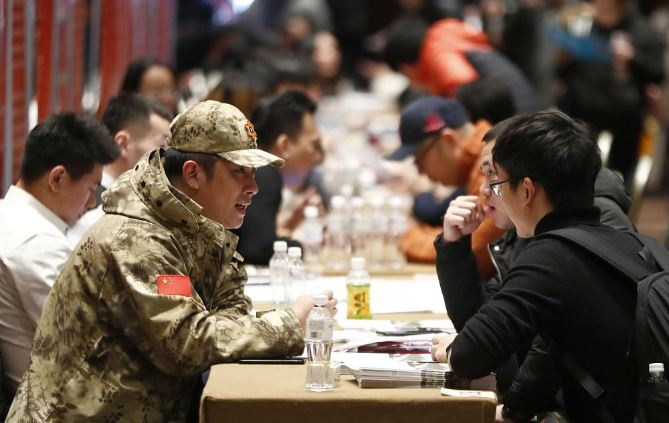 China introduces more supportive measures for veterans
