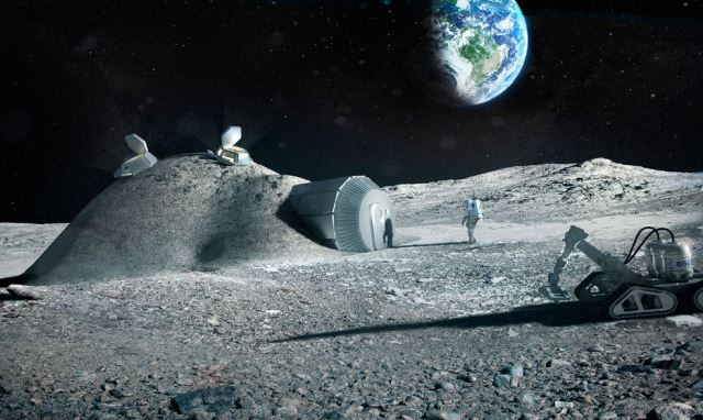 Europe plans to mine moon: report