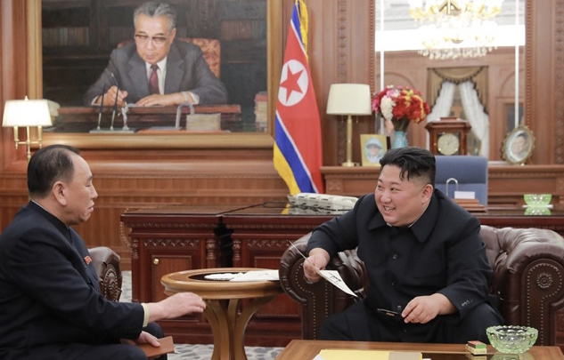 DPRK leader expresses 'great satisfaction' with Trump's letter