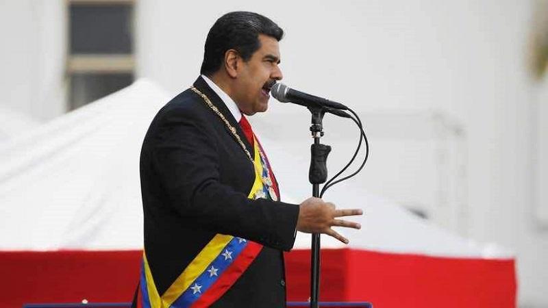 China opposes outside intervention in Venezuela: FM