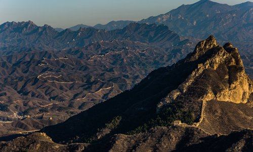 China to deploy drones, surveillance platform to protect Great Wall