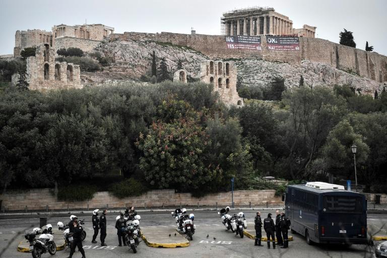 Greek vote on Macedonia name change postponed to Friday