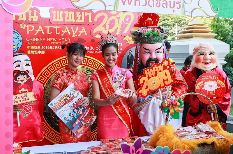 Thailand's tourism body gears up for Chinese New Year festivities