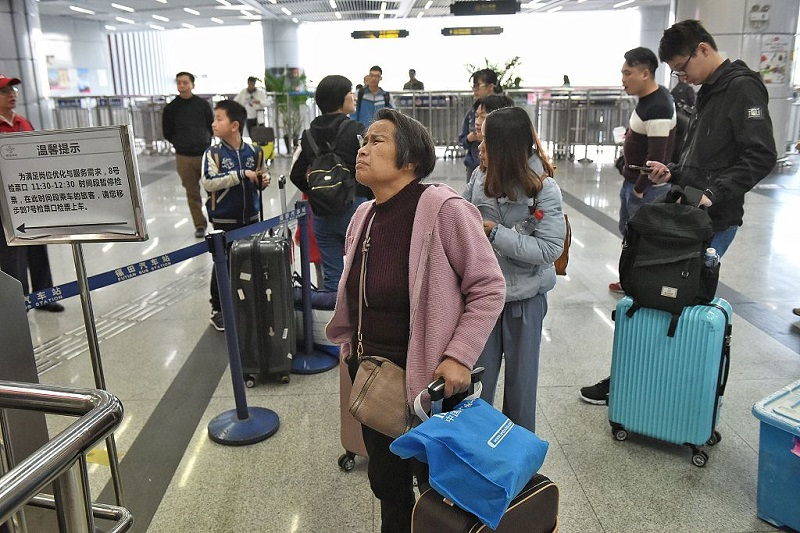 Tencent report shows top 10 cities with massive Spring Festival exodus