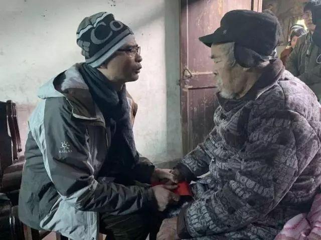 Man tracks down a good Samaritan who helped him five decades ago