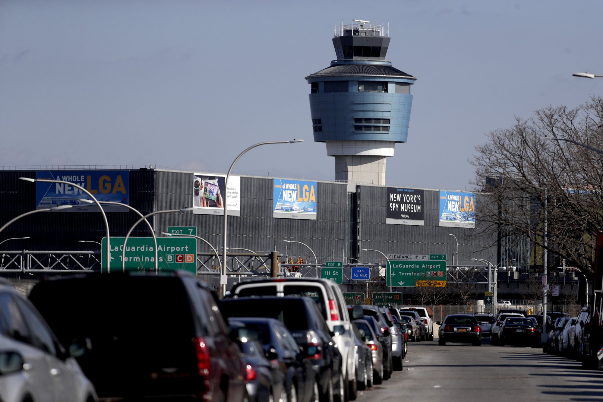 FAA says an increase in sick leave causes flight delays