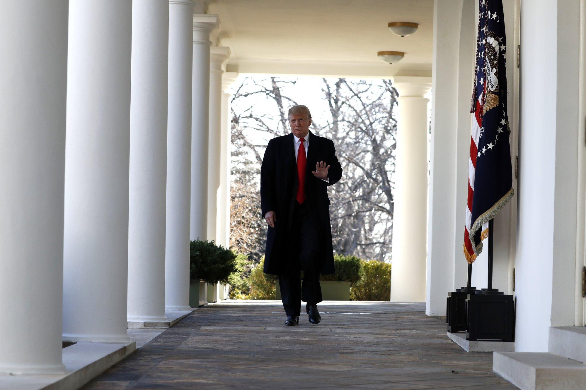 Trump, Congress leaders reach deal to end shutdown