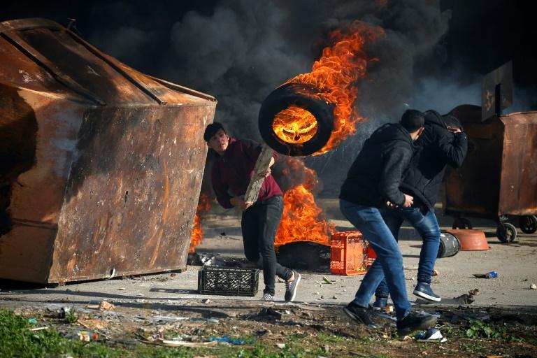 "Palestinian officials slam Israeli escalation against Palestinians as ""serving Israeli election"""