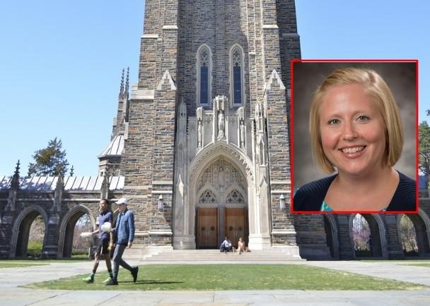 Duke University professor resigns amid racist email against Chinese